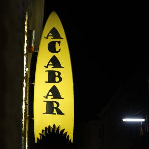 Die Acabar – hier surft man in Wien durch den Winter…